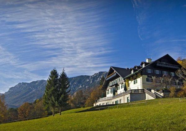Knappenhof Reichenau Rax Niederösterreich Wiener Alpen Aussenansicht