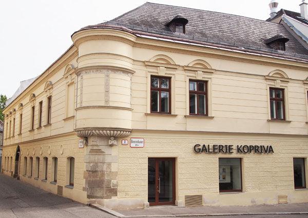 Kopriva, Krems, Galerie, Niederösterreich, Altstadt, Unesco