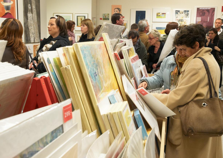 Kunstsupermarkt