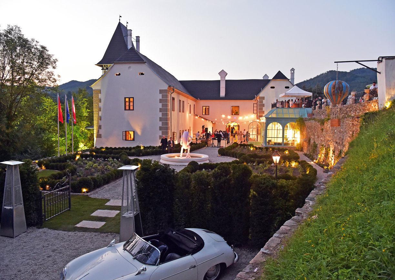 La Petite Ivy Hotel Trenninghof Wachau Aussenansicht