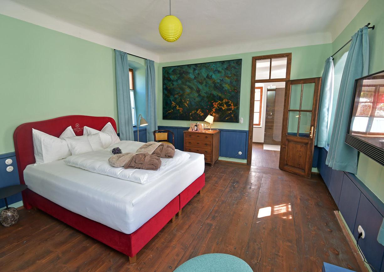 La Petite Ivy Hotel Trenninghof Wachau Zimmer