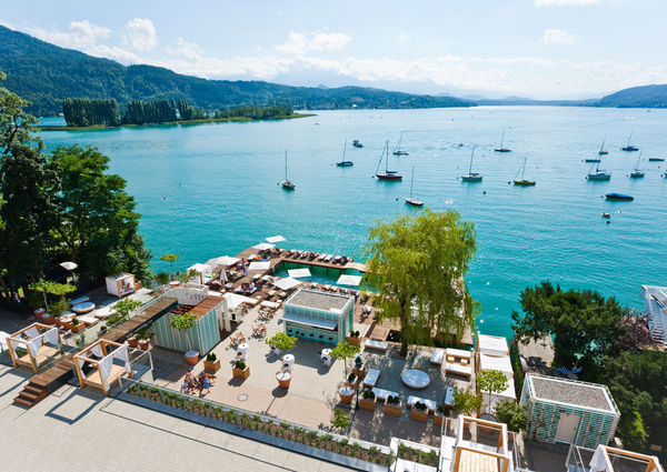 Lake's Beach Club Pörtschach Wörthersee