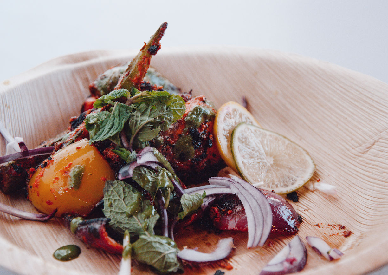 Lakhi's Indian & Ayurvedic Diner, Foodtruck, Mirabellplatz Salzburg