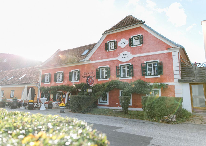 Landgasthof Riegerbauer in der Steiermark