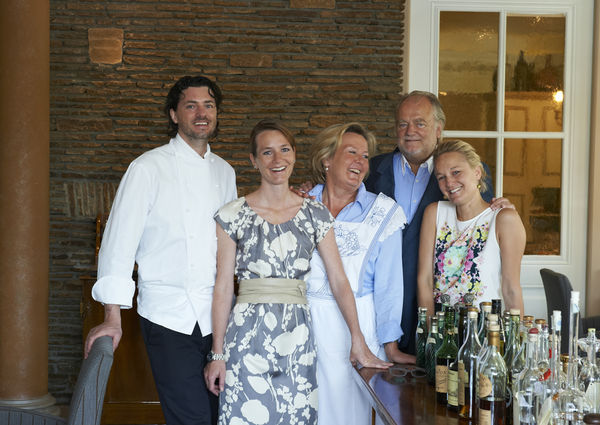 Landhaus Bacher Mautern Wachau Niederösterreich Familie