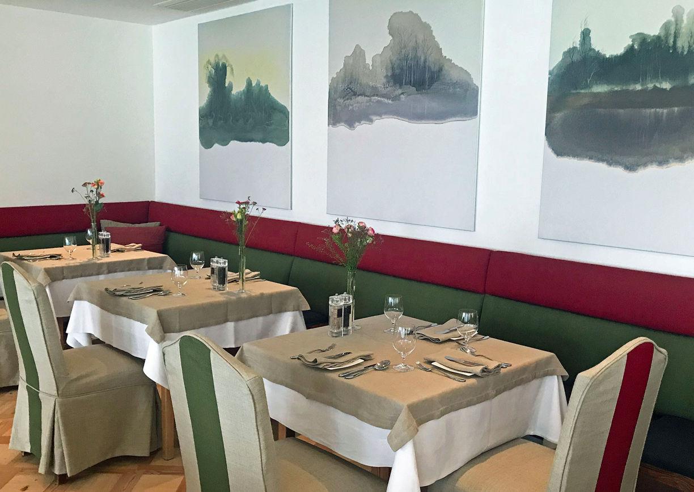 Landhaus zu Appesbach Wolfgangsee Restaurant