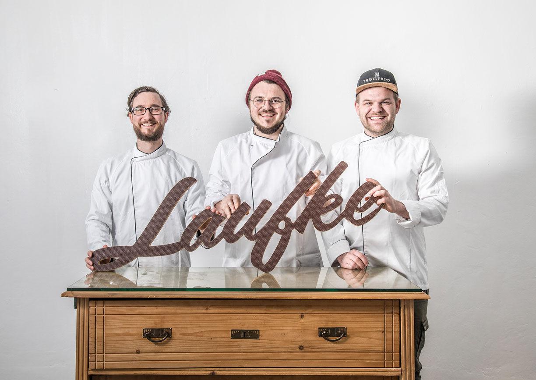 Laufke Graz Restaurant Team