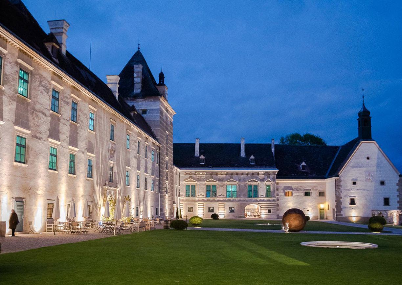 Lederleitner Home Schloss Walpersdorf Niederösterreich