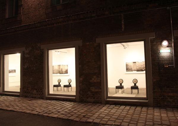 Lichterloh, Galerie, Ankerbrotfabrik, Wien