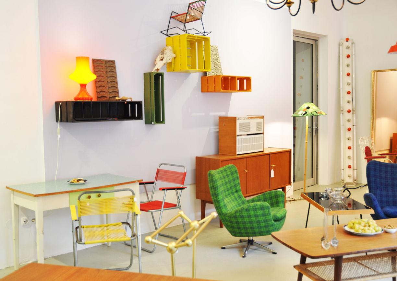 lilo's: vintage-designcafé in der wiener brotfabrik - a-list