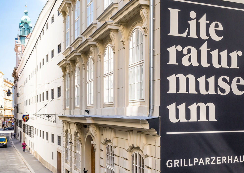 Literaturmuseum Wien Österreichische Nationalbibliothek Grillparzerhaus