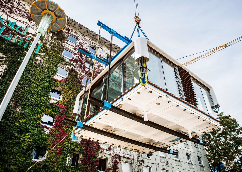 Loft Cube Hotel Daniel Graz