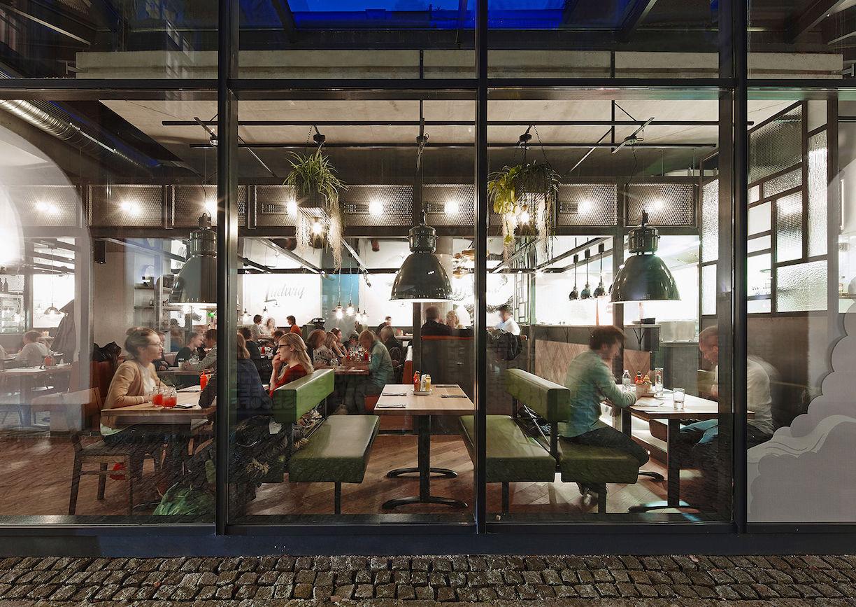 Ludwig, Burger Restaurant, Salzburg, Jörg Kallinge