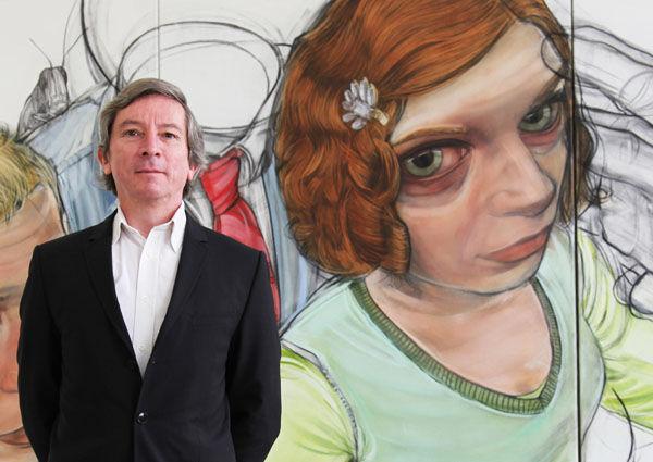 Lukas Feichtner Galerie Wien Seilerstätte Schicho