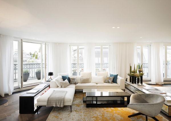 Luxuswohnungen im Goldenen Quartier