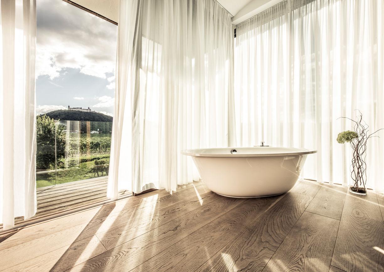 Malat Weingut Hotel Wachau Kremstal Badewanne
