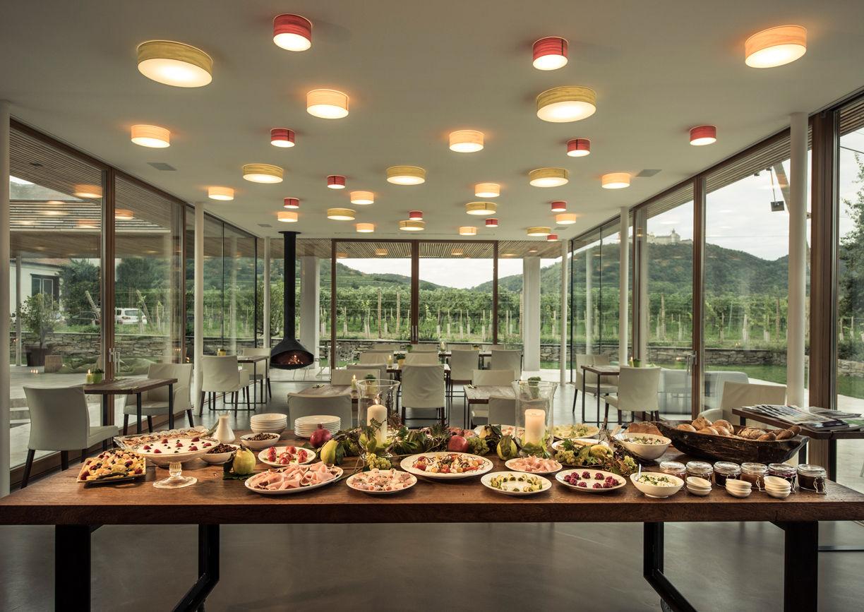 Malat Weingut Hotel Wachau Kremstal Frühstück