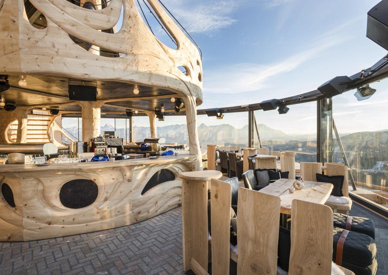 Leogang mama thresls design skih tte a list for Design hotel essen