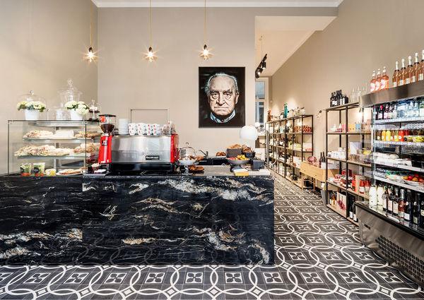 Marco Simonis Urban Appetite 1040 Wien Interieur