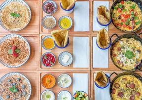 Marcos Fresh Greek Wien Food