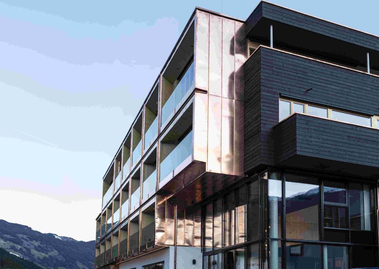 Mari Pop Hotel Zillertal Tirol Aussenansicht