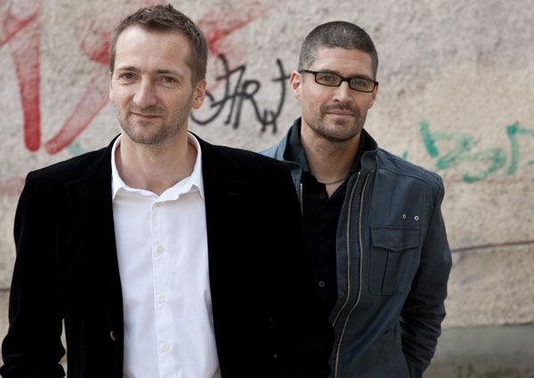 Markus Rabengruber und Andreas Henter