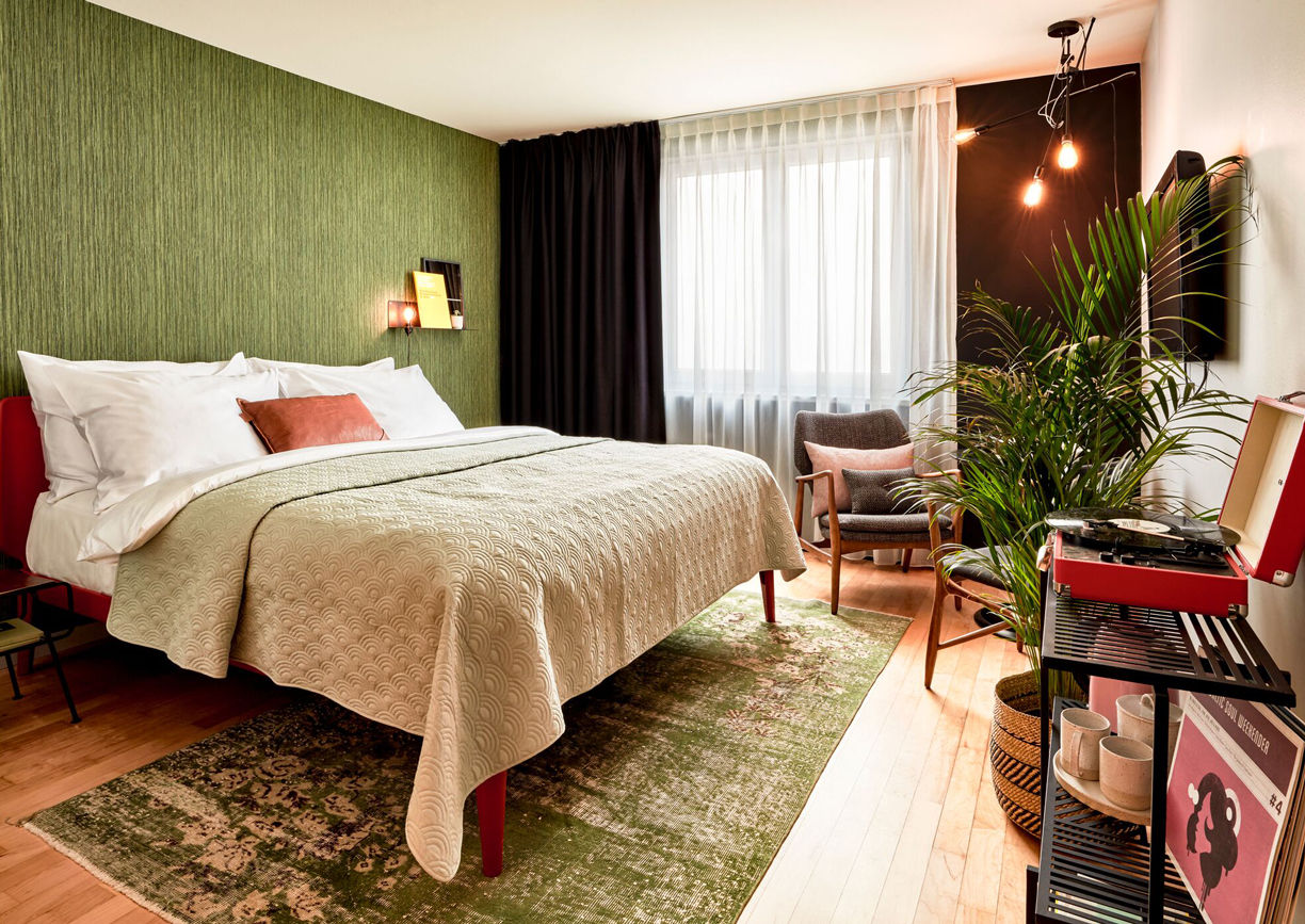 Max Brown Hotel 7th District Wien Zimmer