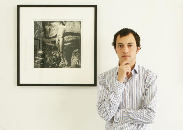 Max Lust, Galerist Wien