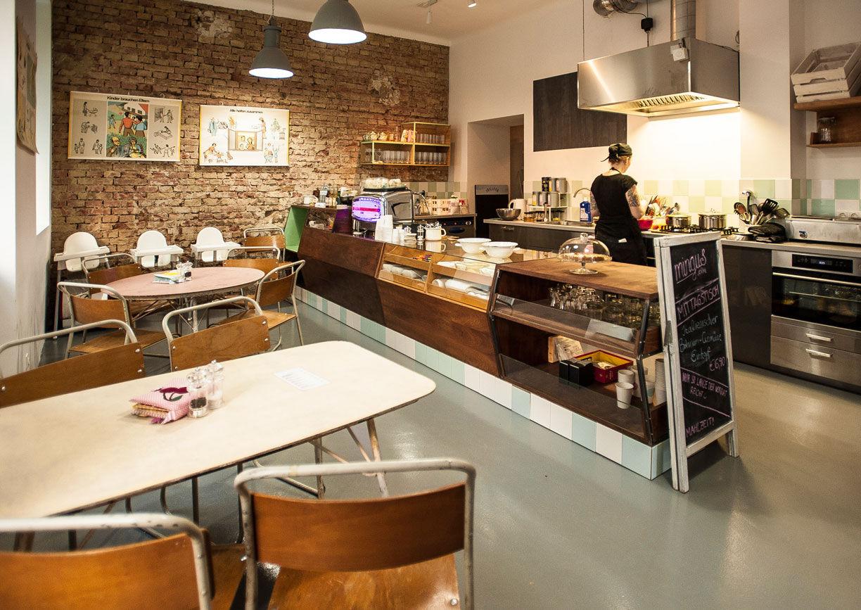 Mingus Cafe Minigusteria