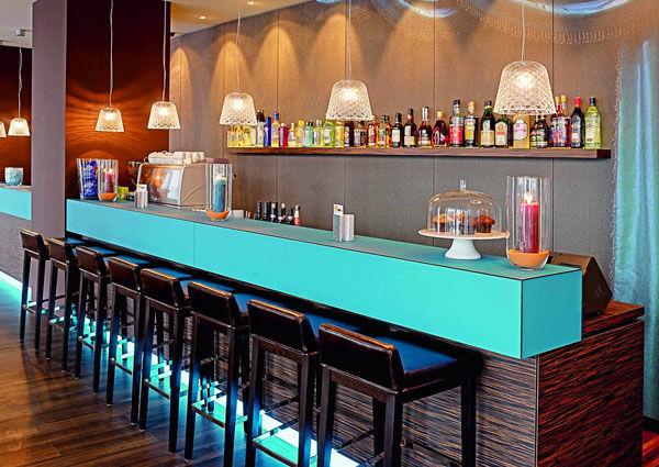 Motel One Salzburg-Mirabell Bar
