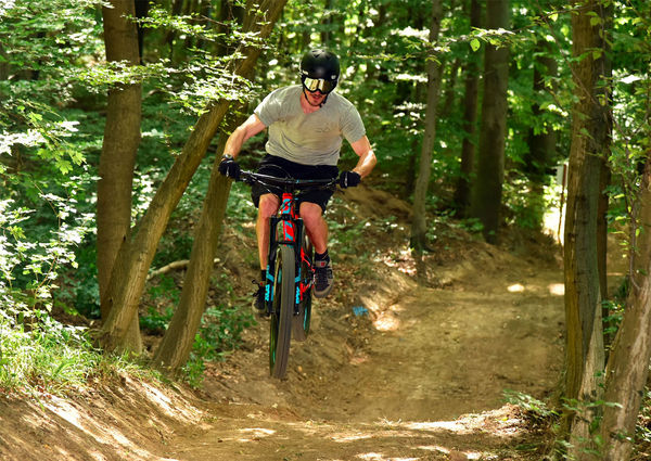 Mountainbike Trailcenter Hohe Wand Wiese