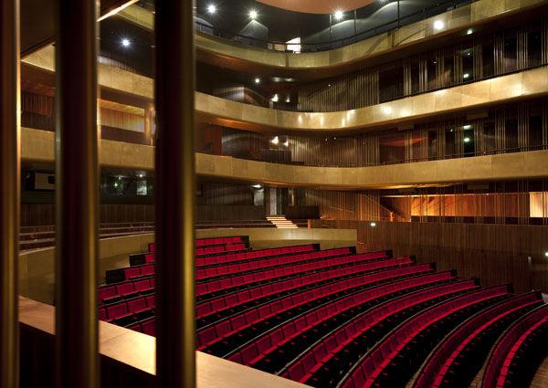 Musiktheater Linz Großer Saal