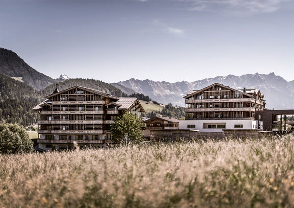 Naturresort Puradies Leogang Salzburger Land