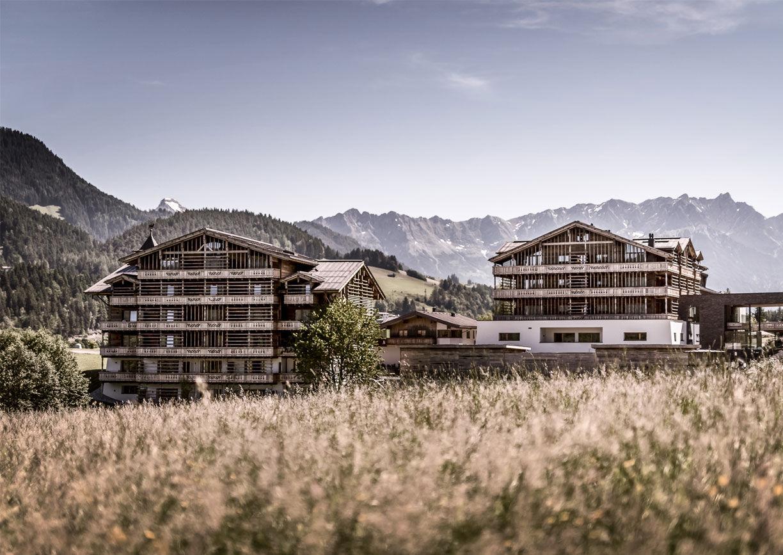 Naturresort Puradies Leogang Salzburger Land