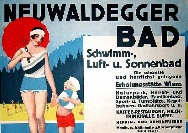 Neuwaldegger Bad