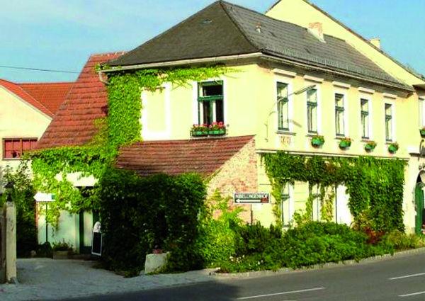 Nibelungenhof Gasthof zur Weintraube Rainer Melichar