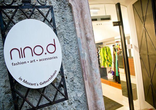 nino.d, Angelika Dietrich, Mode, Accessoires, Mozarts Geburtshaus, Universitätsplatz, Salzburg