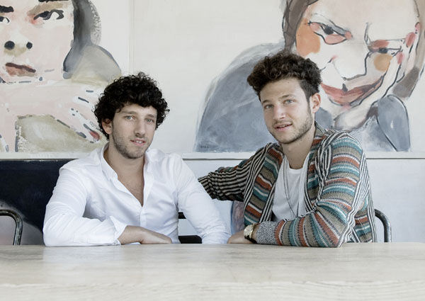 Nuriel & Ilan Molcho