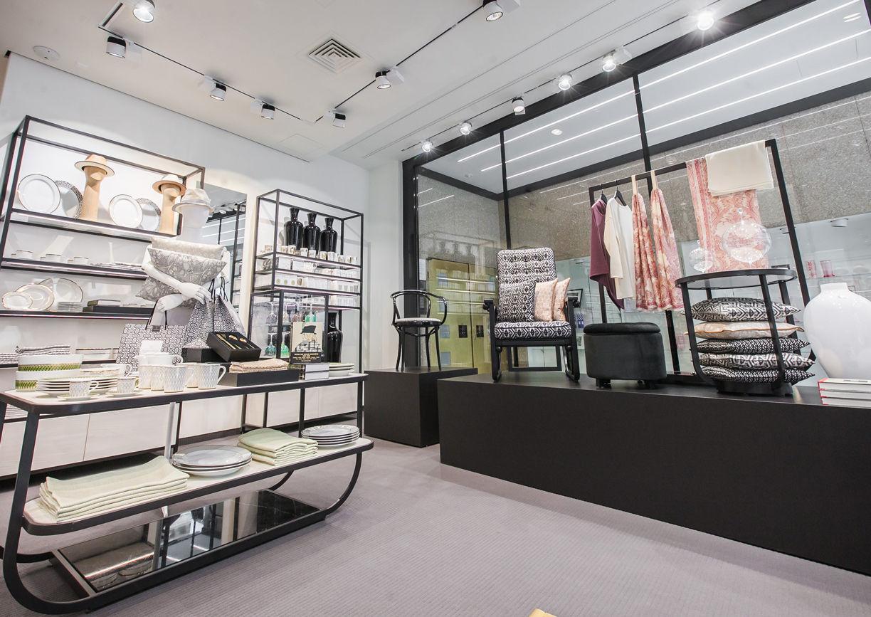 Österreichische Werkstätten Design Kunst Wien Innenansicht