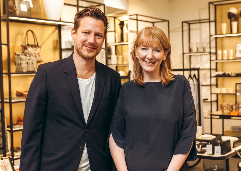 Österreichische Werkstätten Design Kunst Wien Team