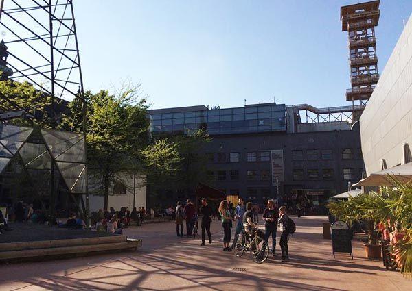 OK Kulturquartier Linz Moviemento Voestalpine