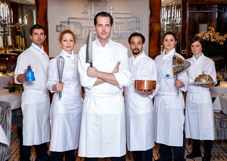 Opus Küchenteam