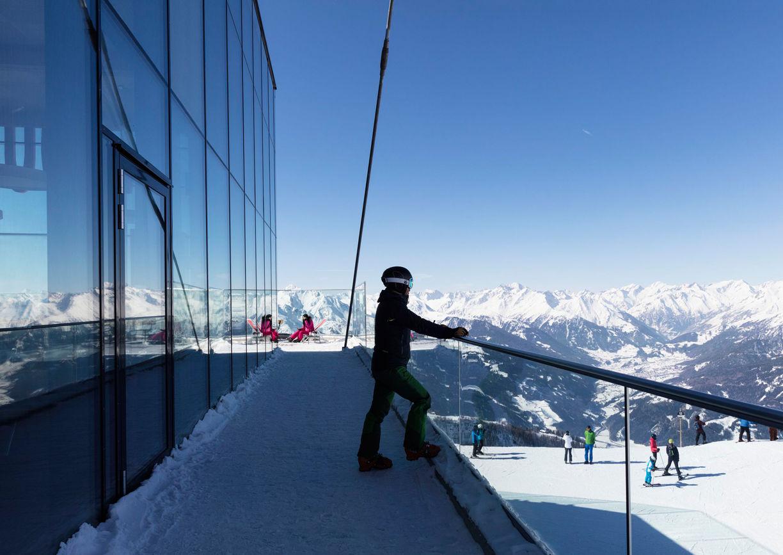 Osttirol Winter Urlaub Skigebiet Großglockner Kals Matrei Adler Lounge