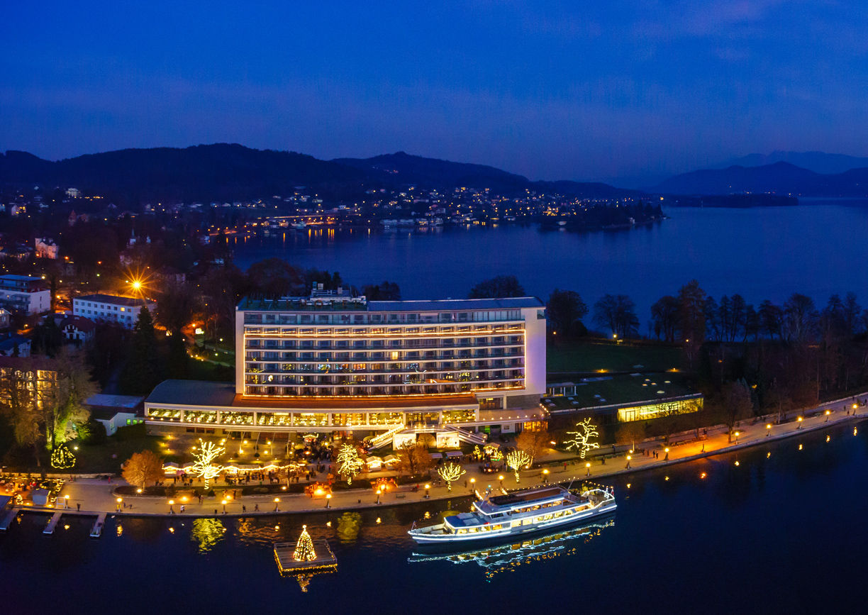 Parkhotel Pörtschach Wörthersee Winter Advent