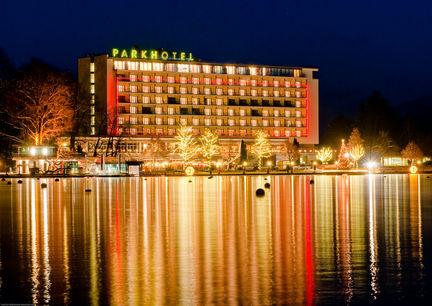 Parkhotel Pörtschach Wörthersee Winter Advent
