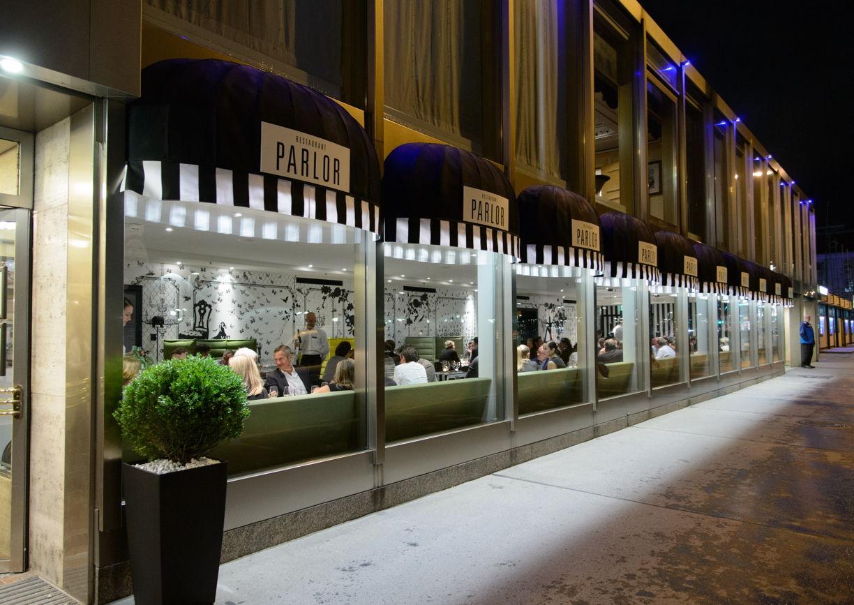 Parlor Hotel Intercontinental