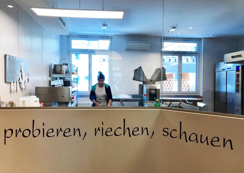 Pichlers Schokoladenwelt Sillian Osttirol Schaukonditorei
