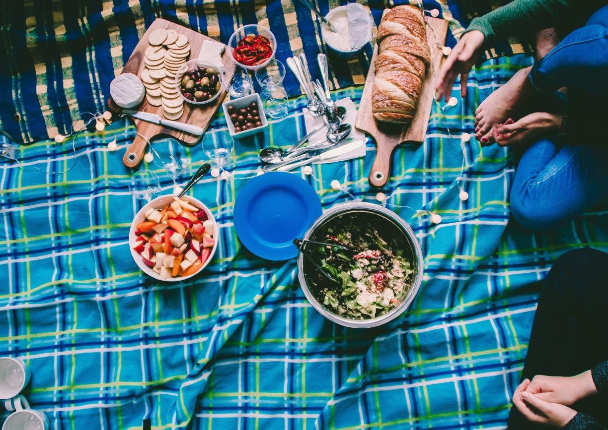 Picknick in Wien