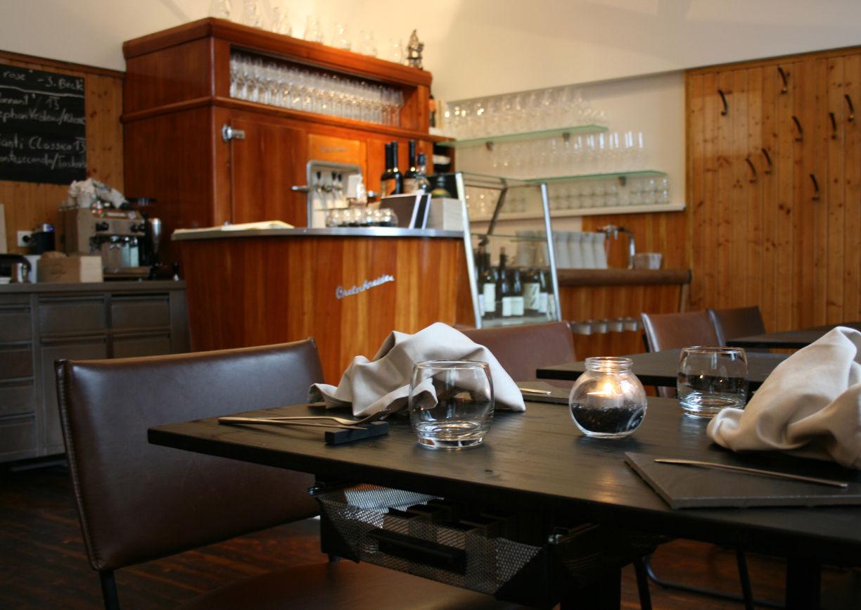 Pramerl & the Wolf Wien Restaurant Innenansicht