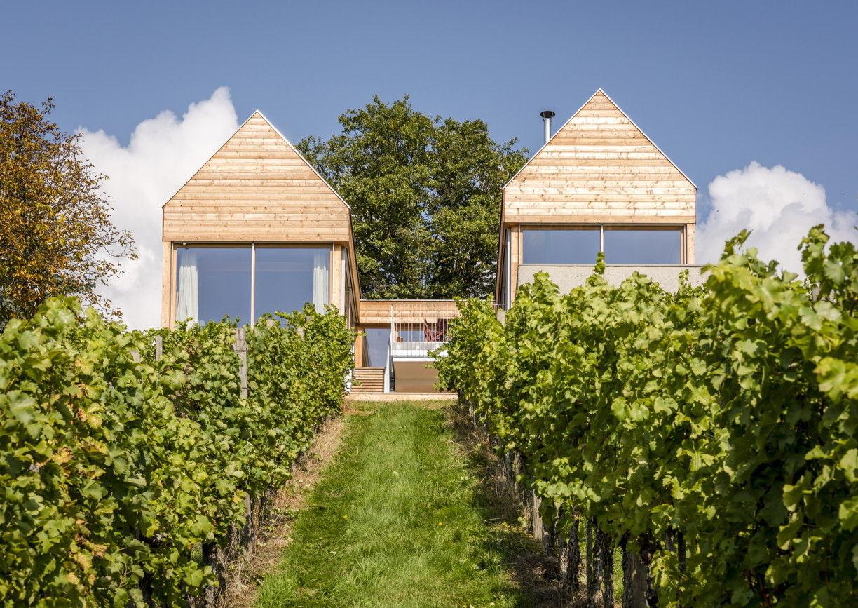 Premium-Weingartenhaus Sausal
